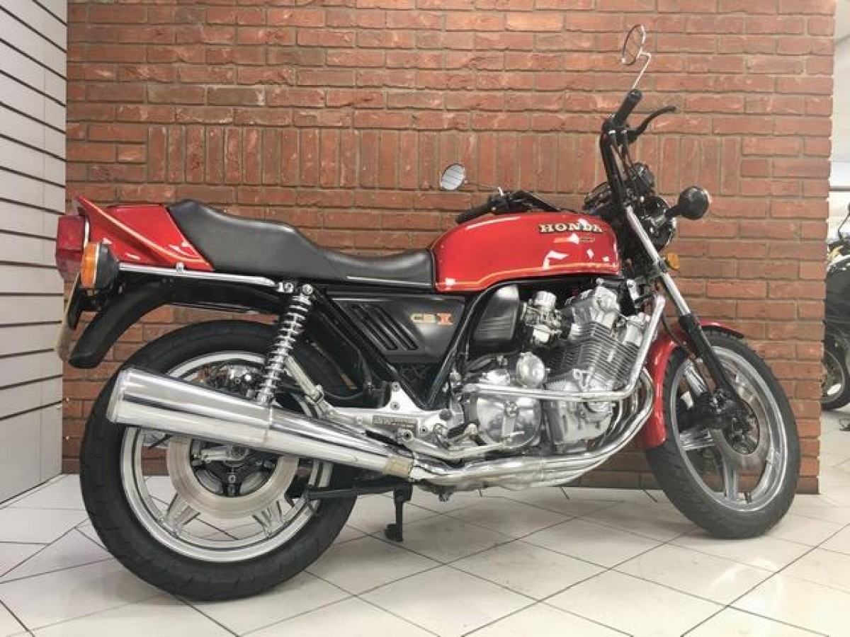 HONDA CBX SUPERSPORT 1979