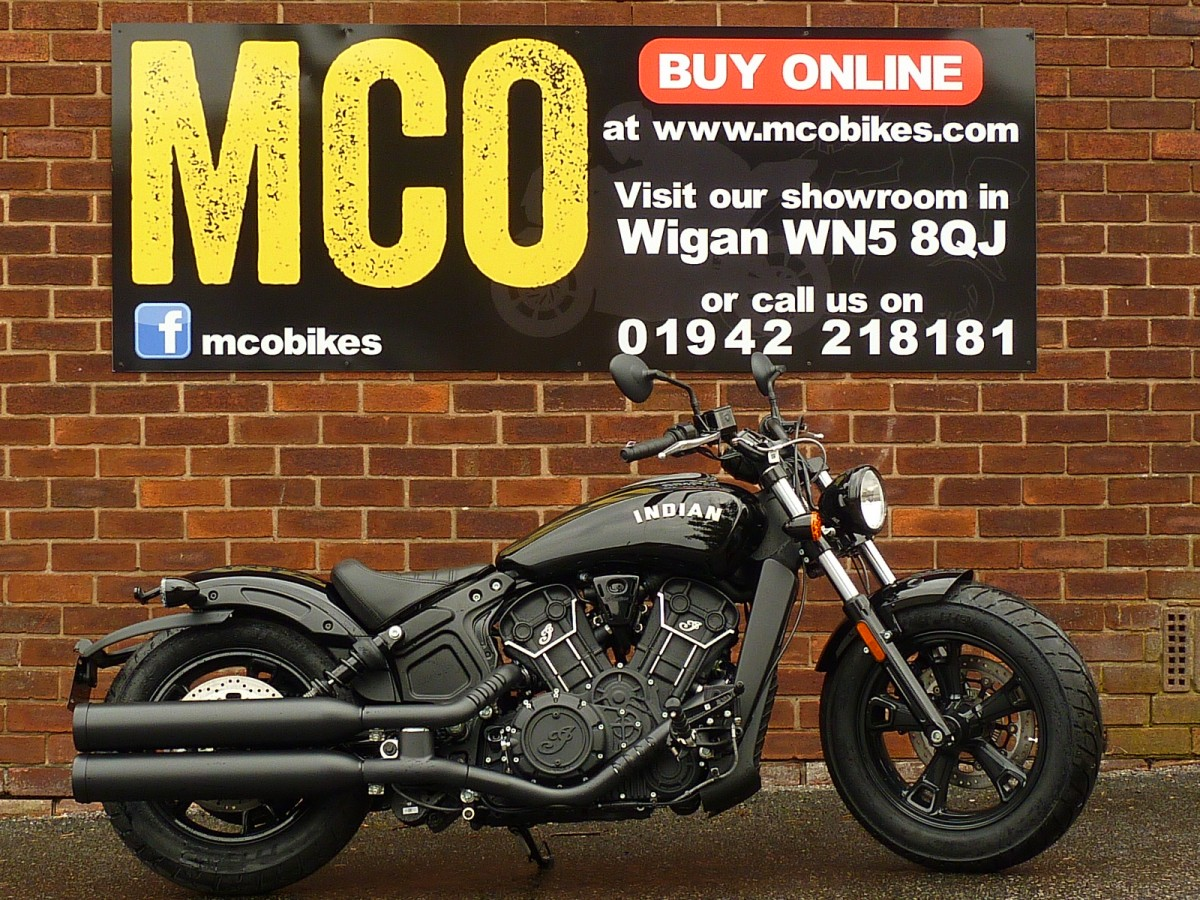 Buy Online Indian Scout Bobber sixty