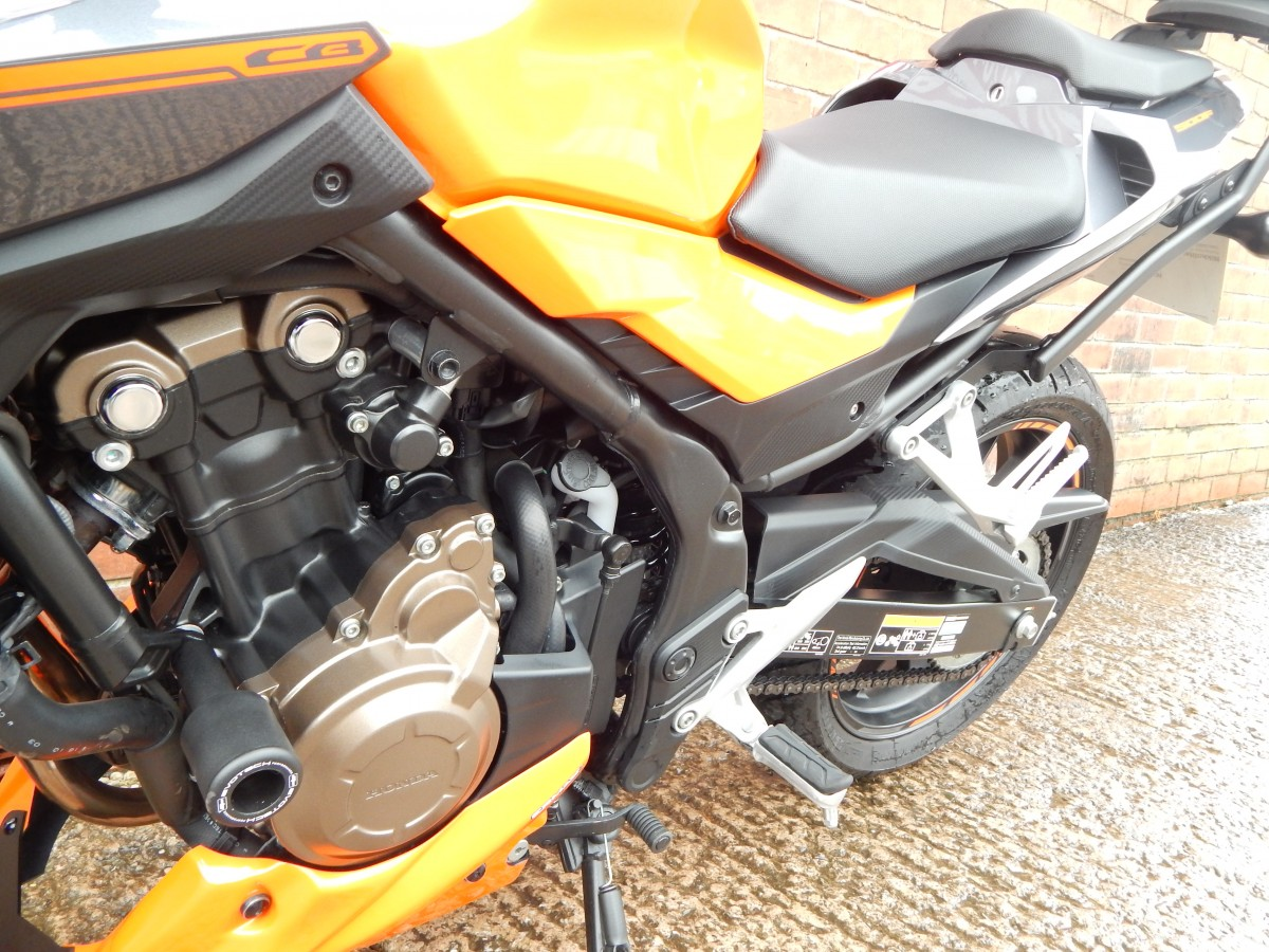 Honda CB500F-A 2017