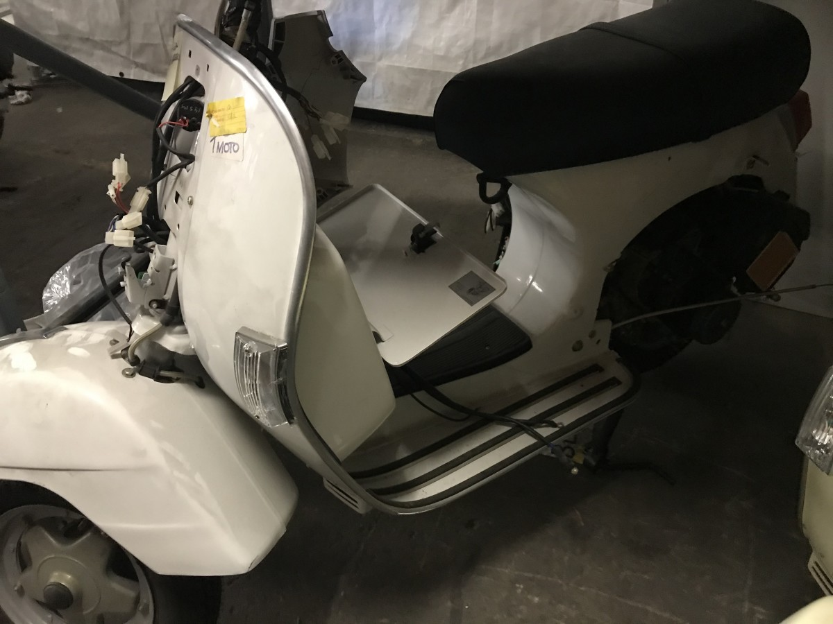 LML Star 4T 125cc Spares or Repair 2018