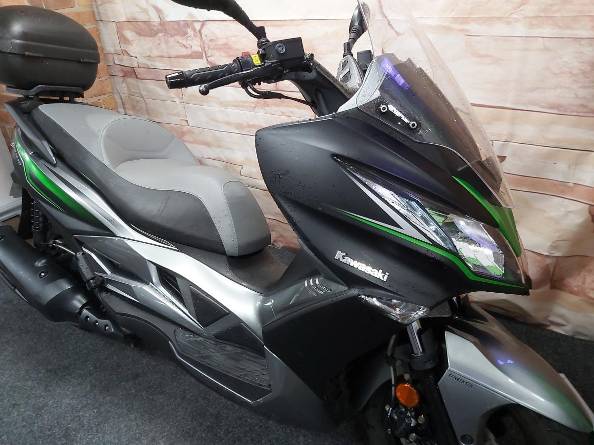 Kawasaki SC 300 ABS SPECIAL 2017