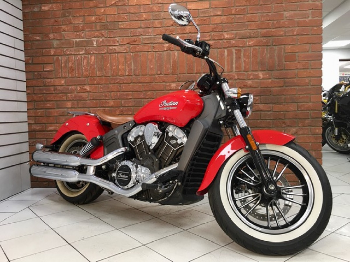 Buy Online INDIAN SCOUT