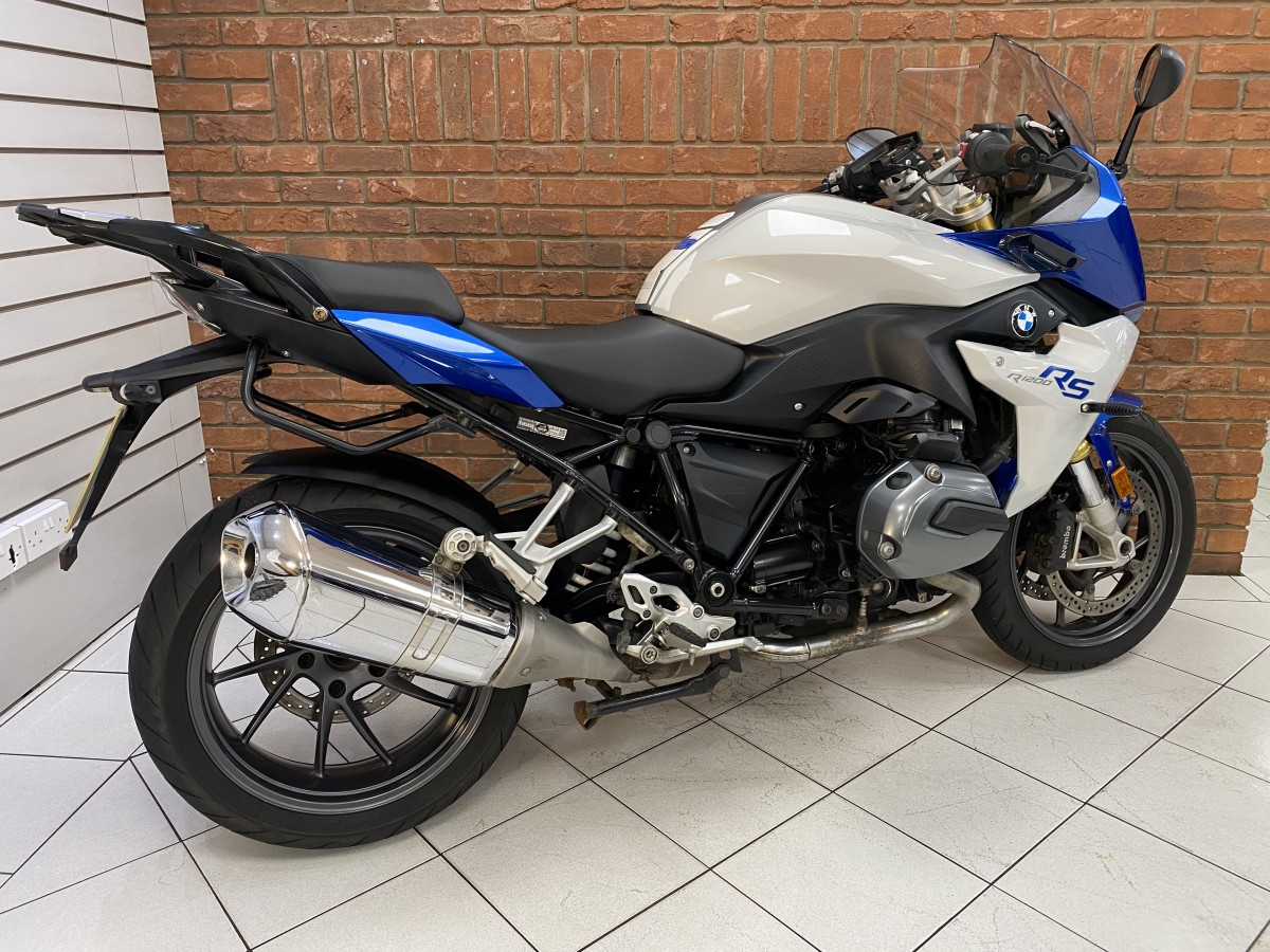BMW R1200RS 2017