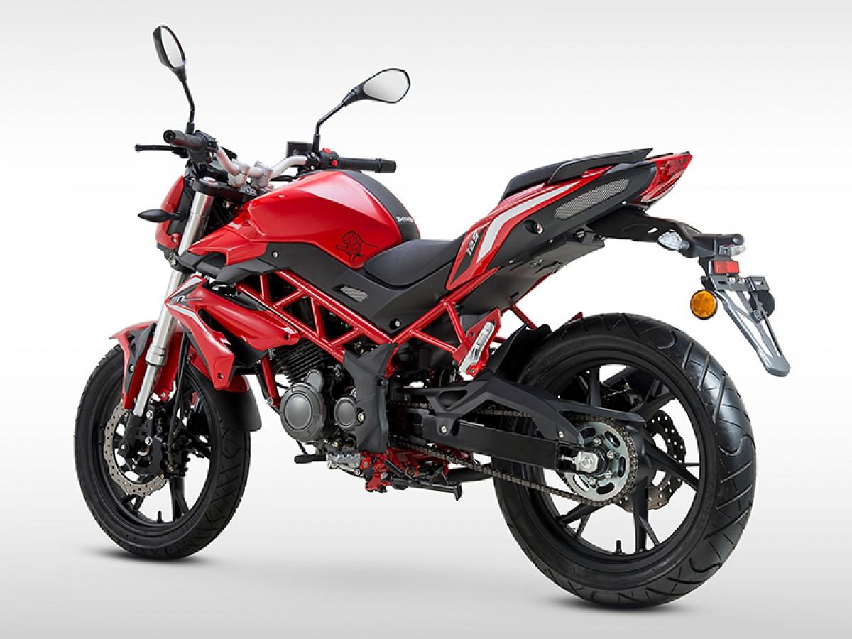 2020 Benelli BN 125cc