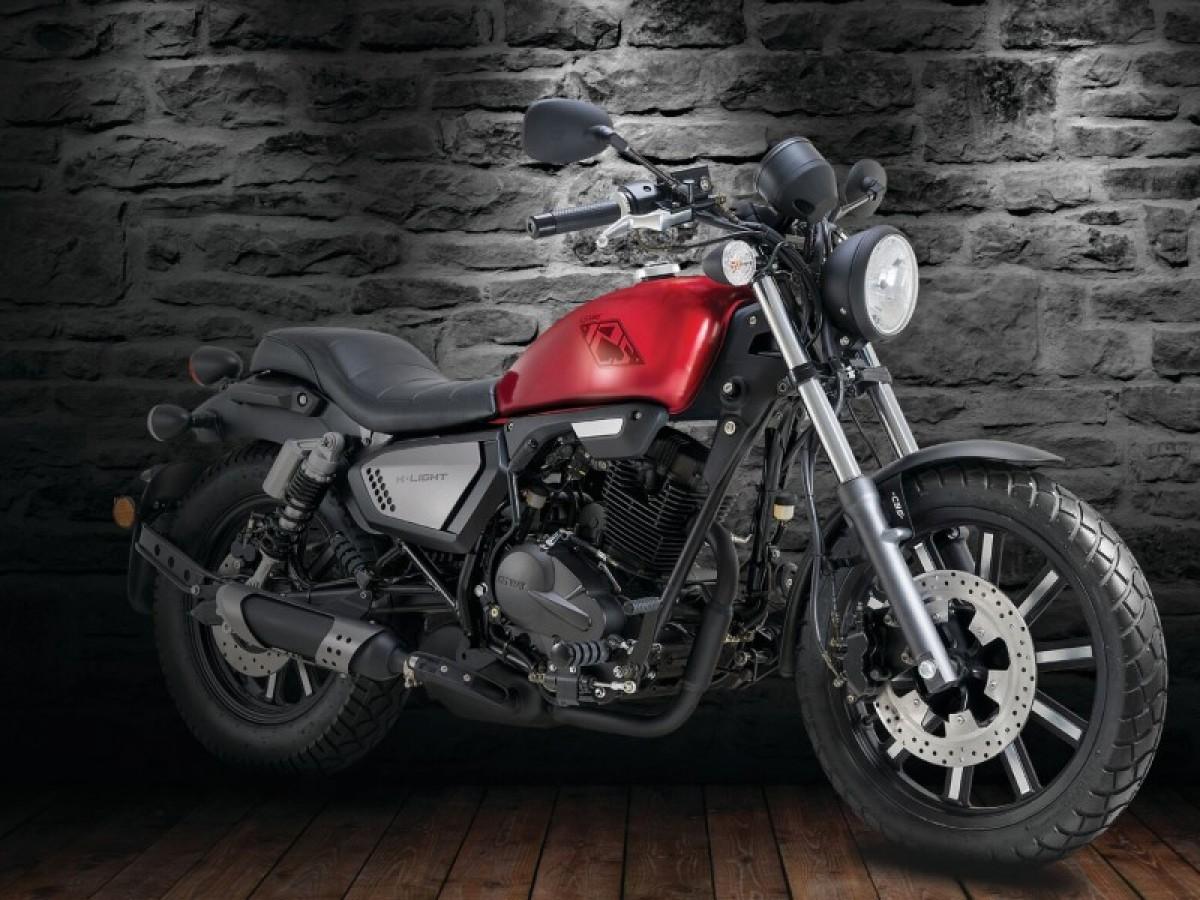 2020 Keeway K-Light 125cc