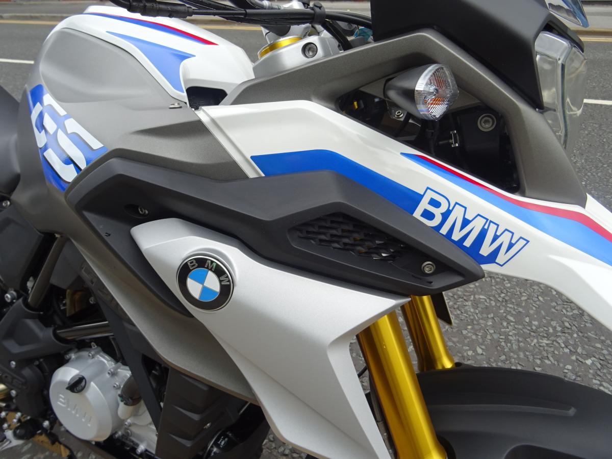 BMW G310GS 2019
