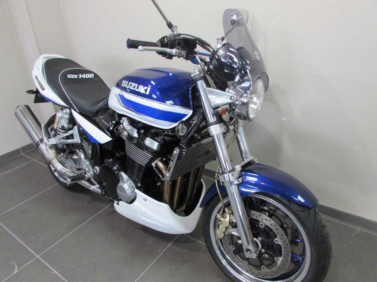 SUZUKI GSX1400 2002