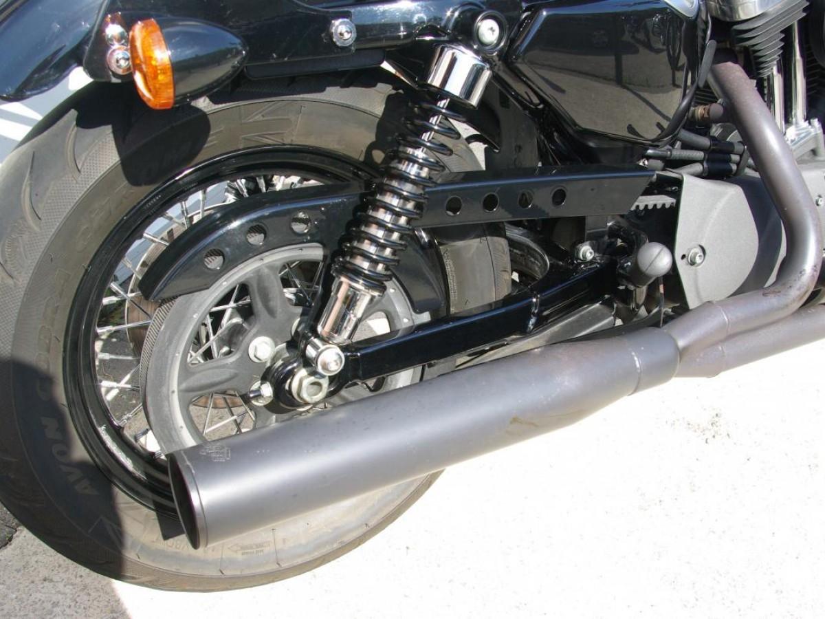 HARLEY DAVIDSON XL1200N NIGHTSTER 2012