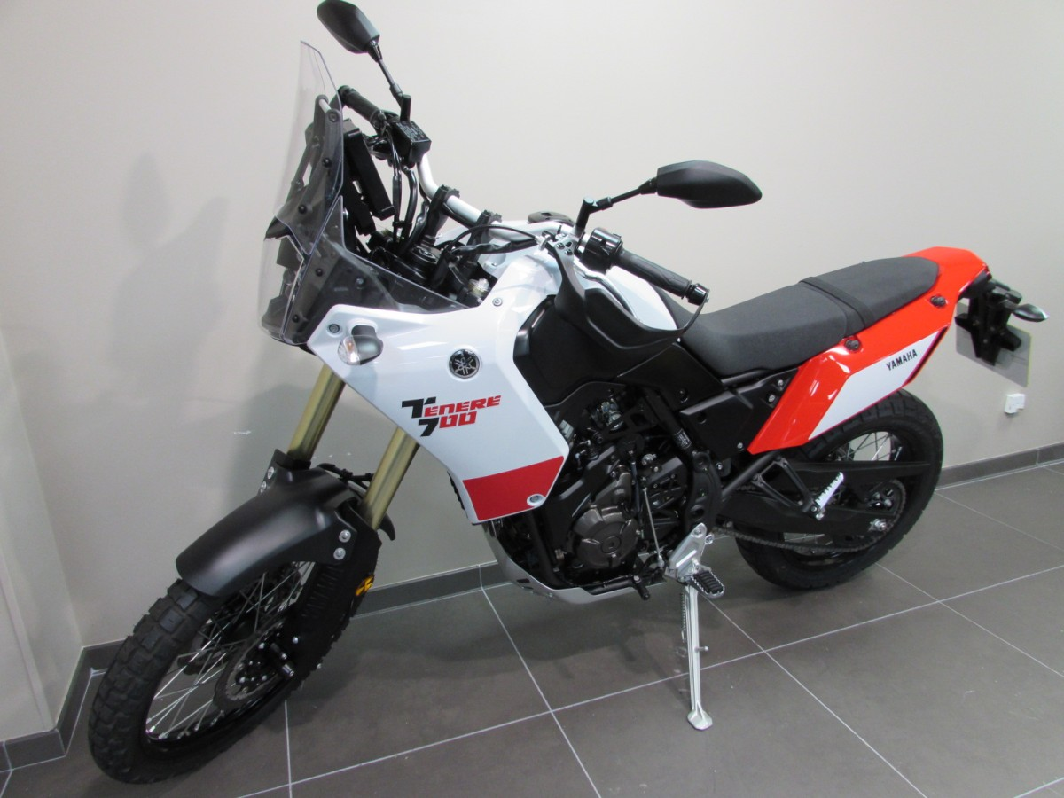 Yamaha Tenere 700 2019