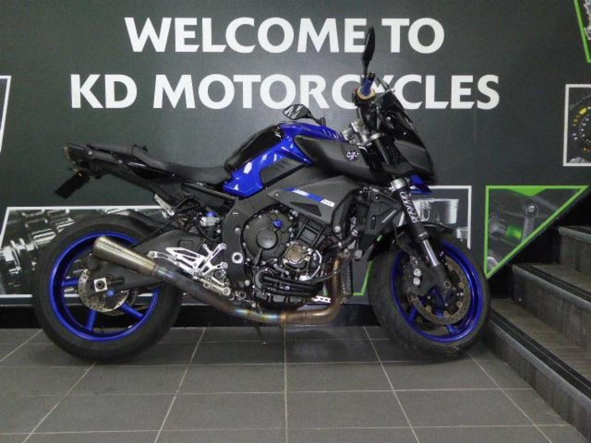 Buy Online Yamaha MT-10