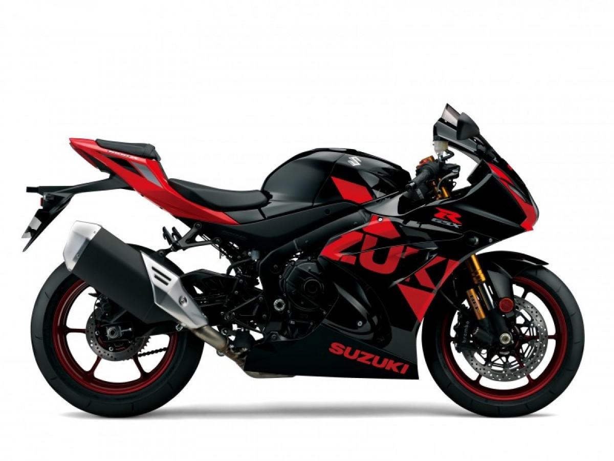 2020 Suzuki GSX-R1000R