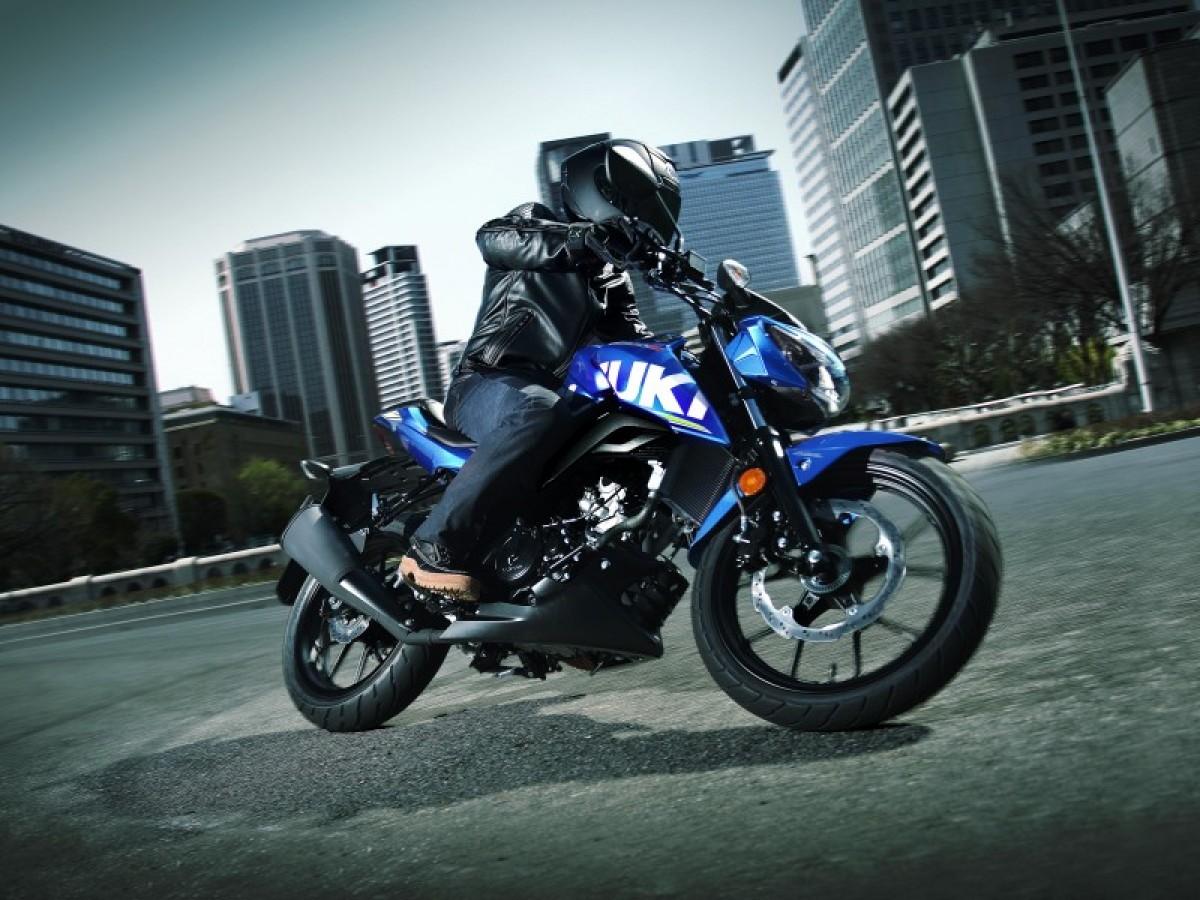 2019 Suzuki GSX-S125 GP