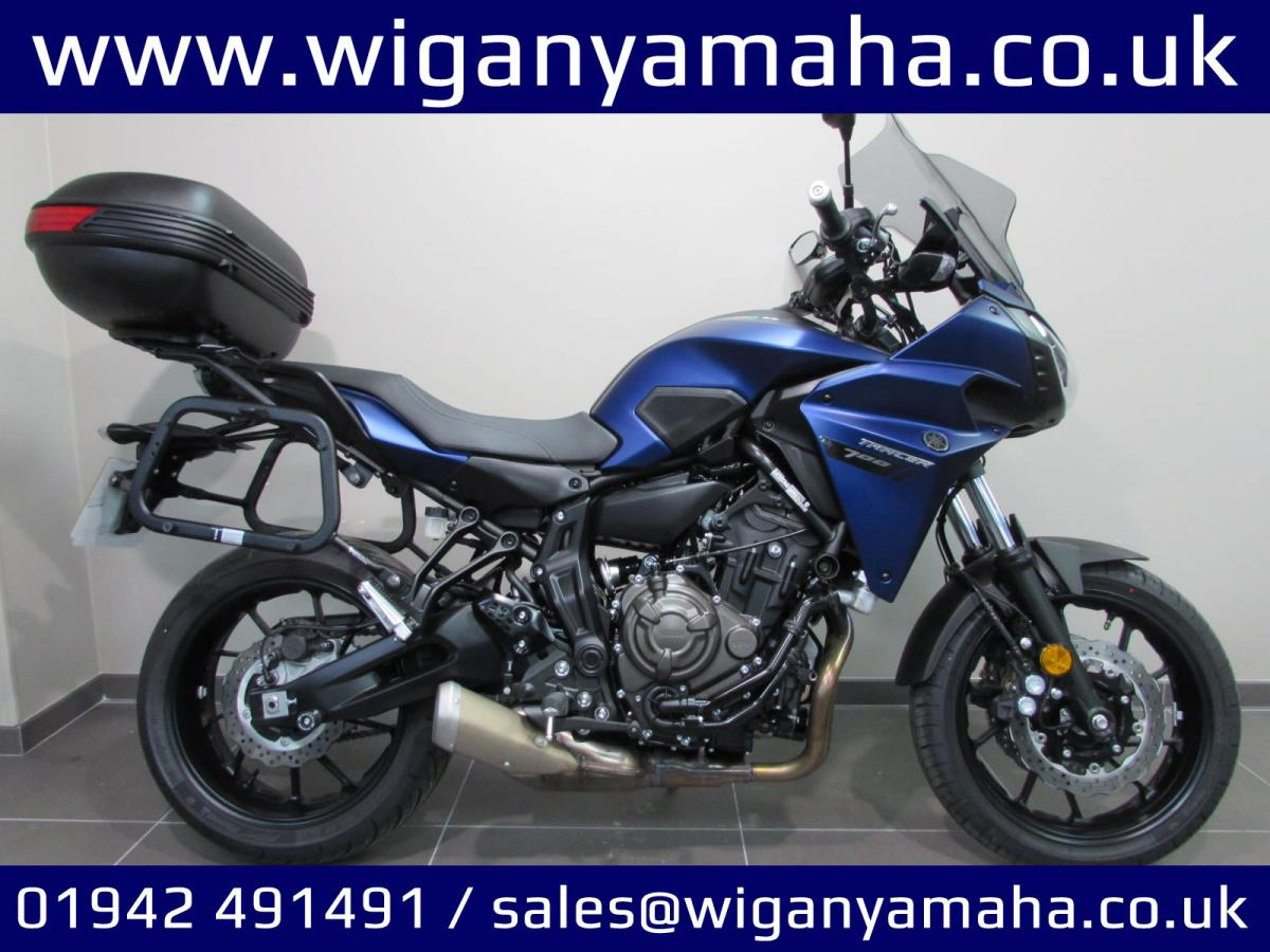 Buy Online Yamaha Tracer 700