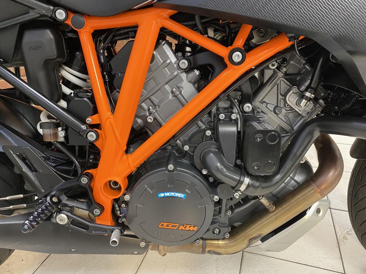 KTM 1290 SUPERDUKE GT 17 2017