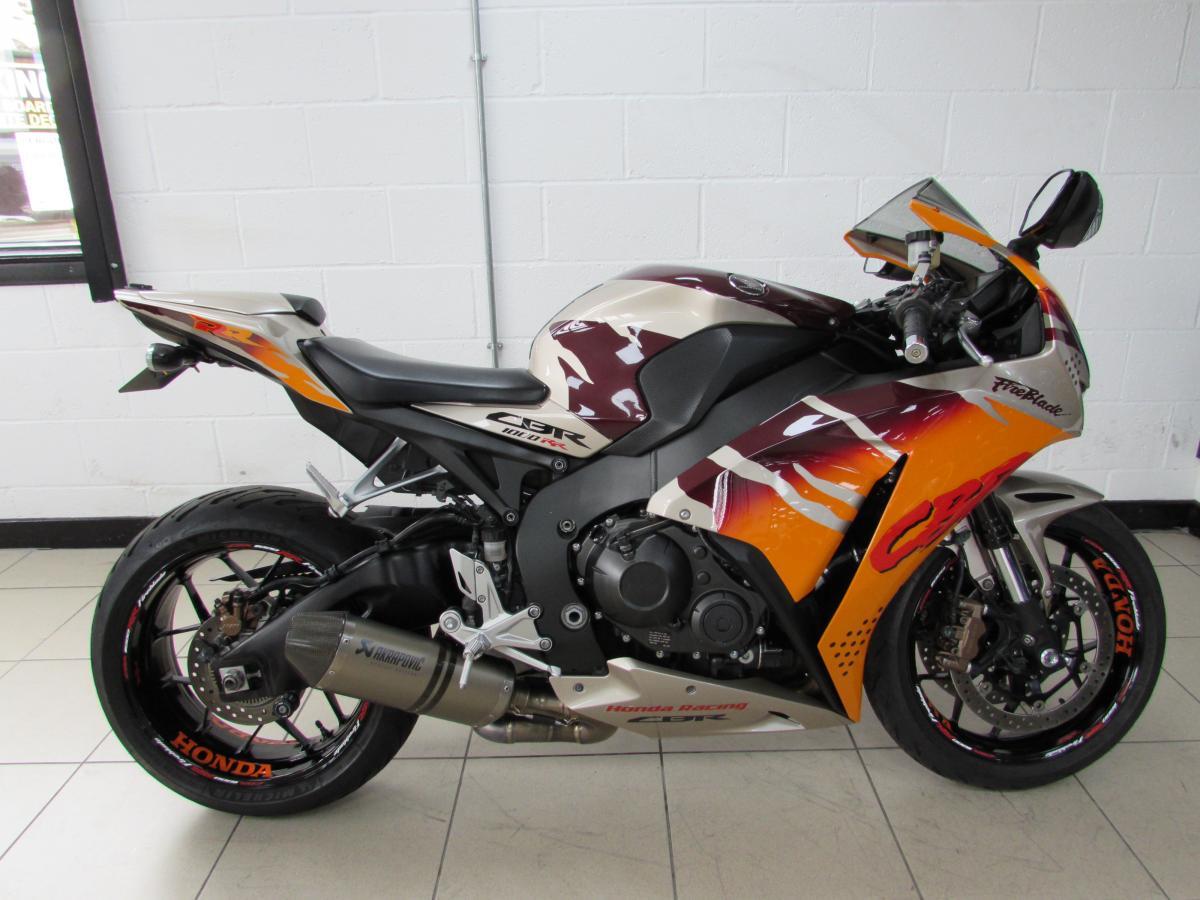 Buy Online Honda CBR1000RA-E