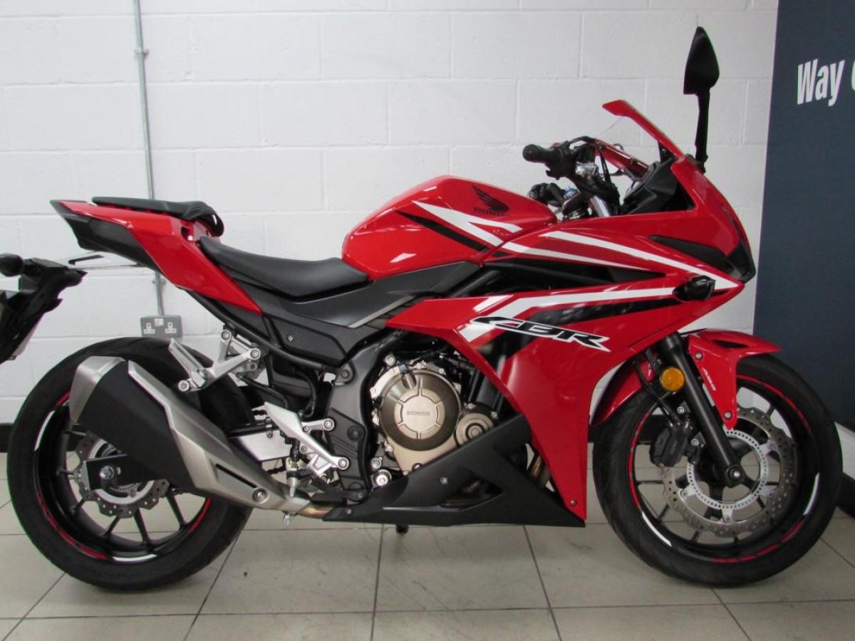 Buy Online Honda CBR500R-AH