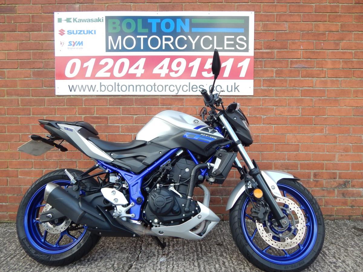 Buy Online Yamaha MT-03 ABS