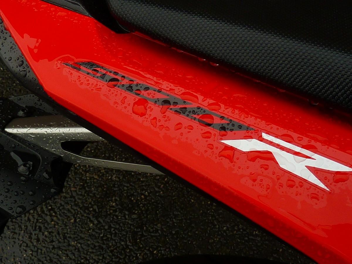 HONDA CBR 500 RA-G 2017