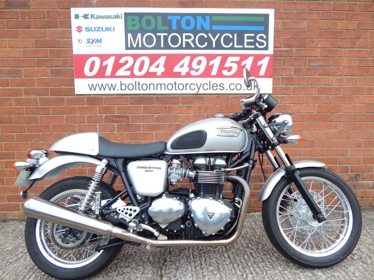 Buy Online Triumph Thruxton 865