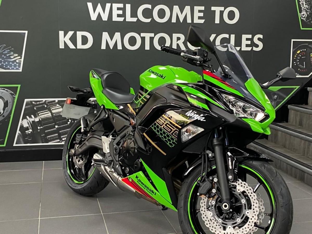 Kawasaki Ninja 650 KRT 2020
