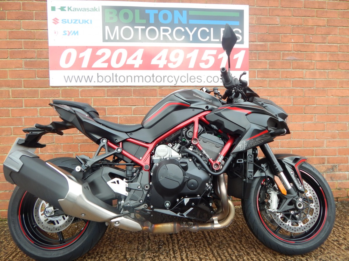 Buy Online Kawasaki ZR1000KLFA Naked Supercharged