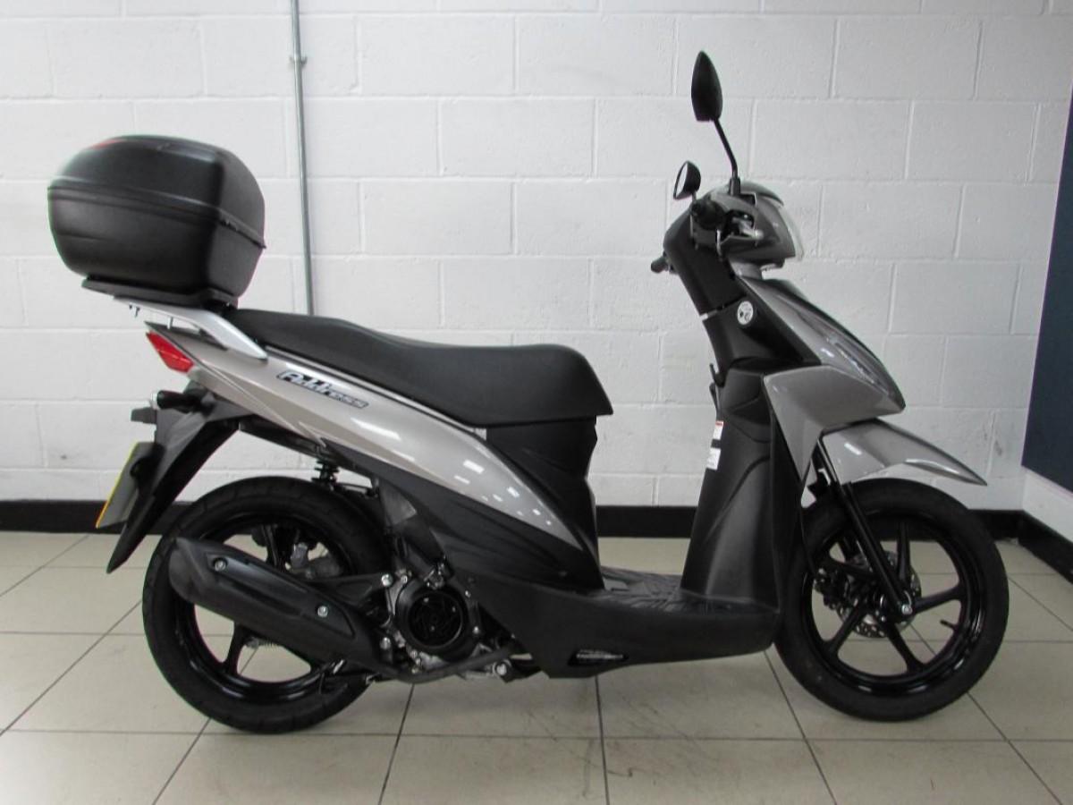 Buy Online Suzuki UK110 NEL6 Address