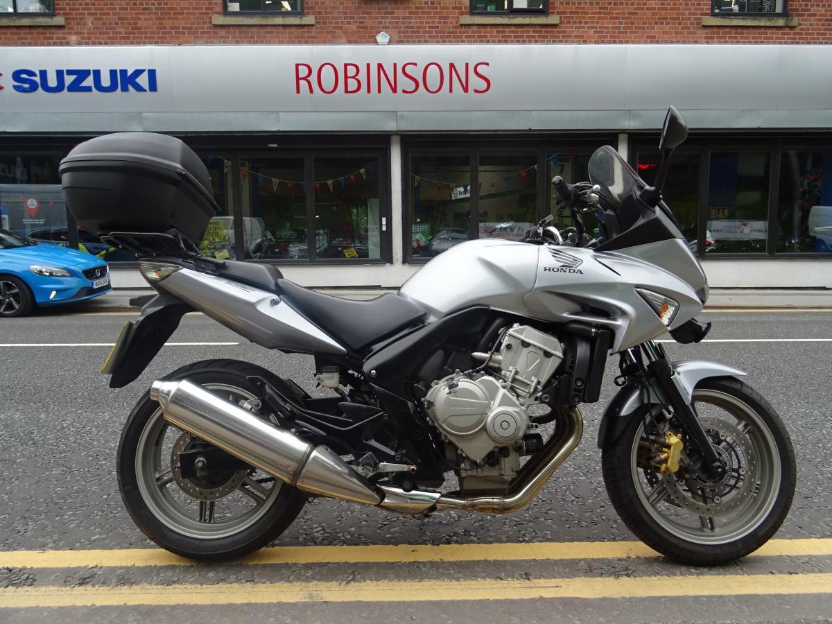 Buy Online Honda CBF600 SA-8