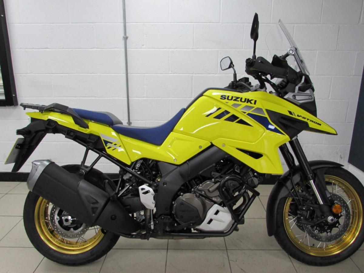 Buy Online Suzuki DL1050XA DEMO
