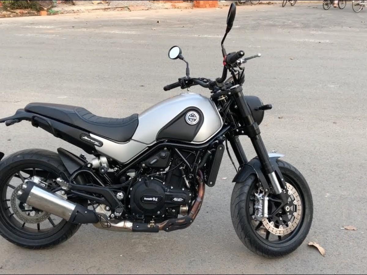 Buy Online Benelli Leoncino 500cc