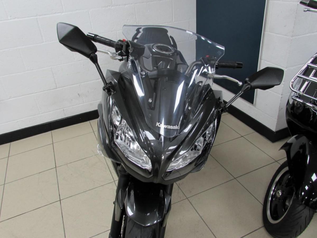 Kawasaki EX650 FGF ABS 2016