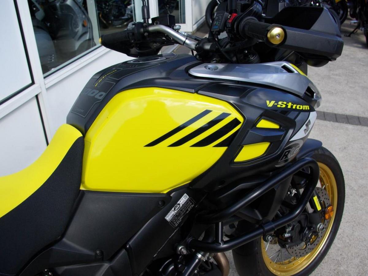 Suzuki V-Strom 1000XT 2018