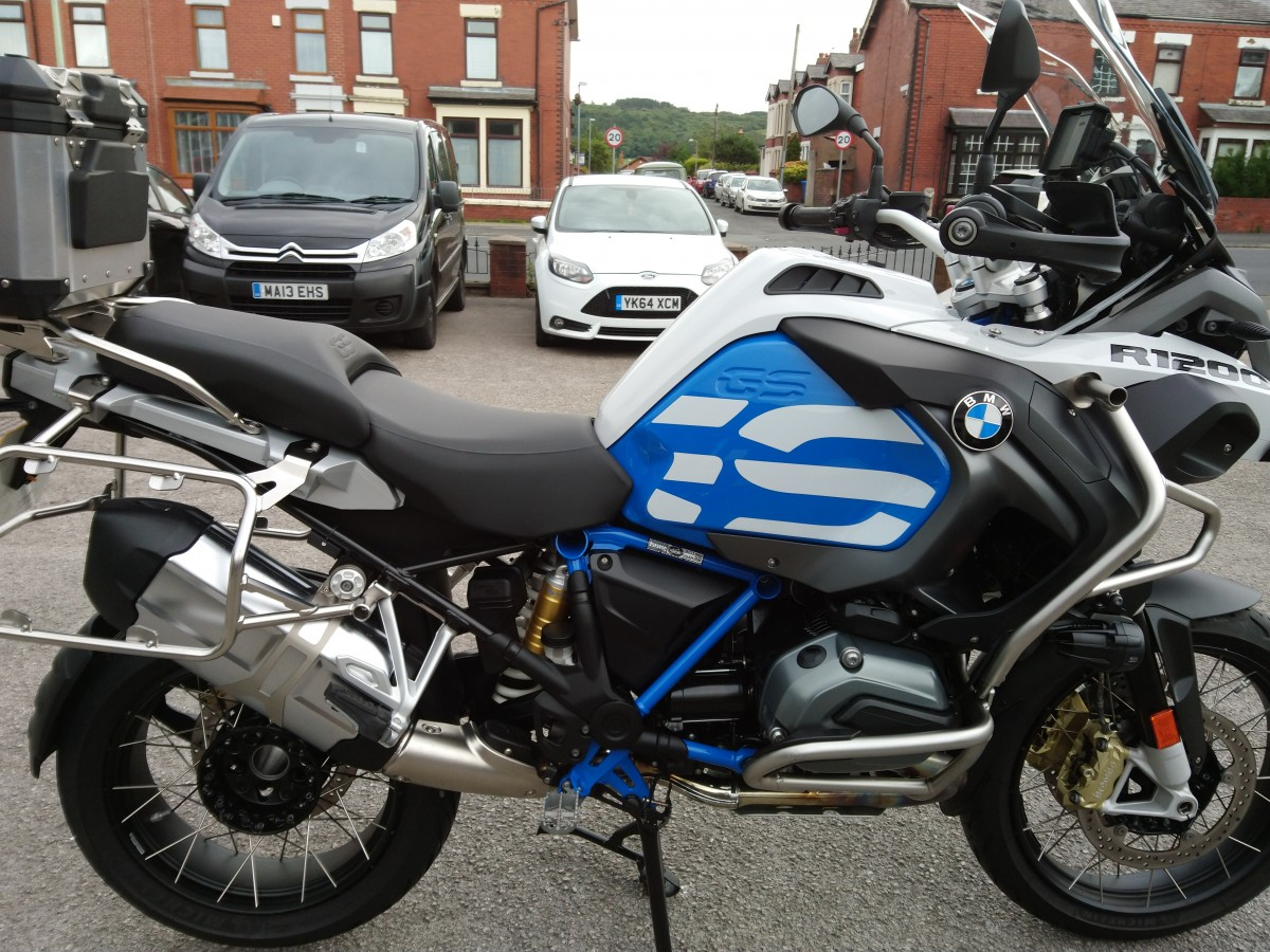 Buy Online BMW R1200GS ADVENTURE TE