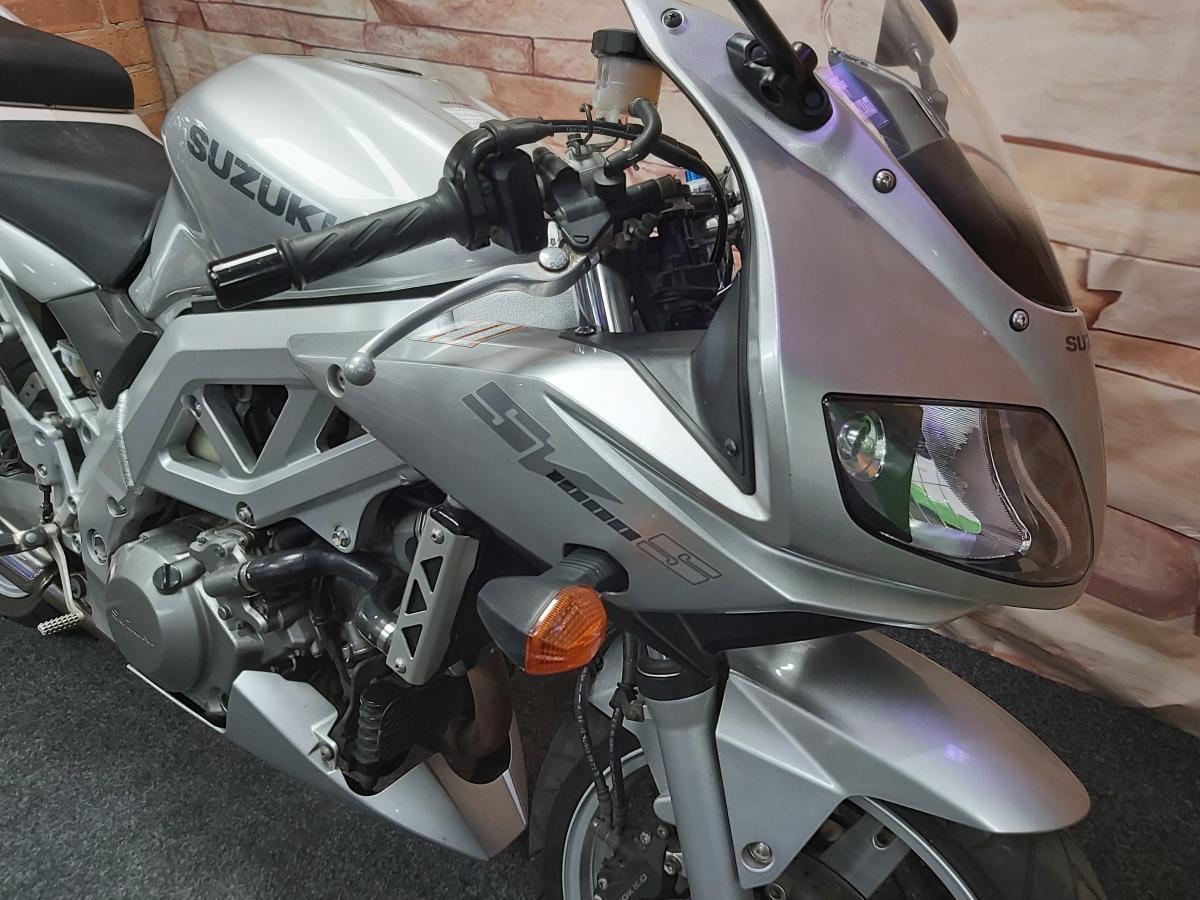 Suzuki SV1000 SK3 2003