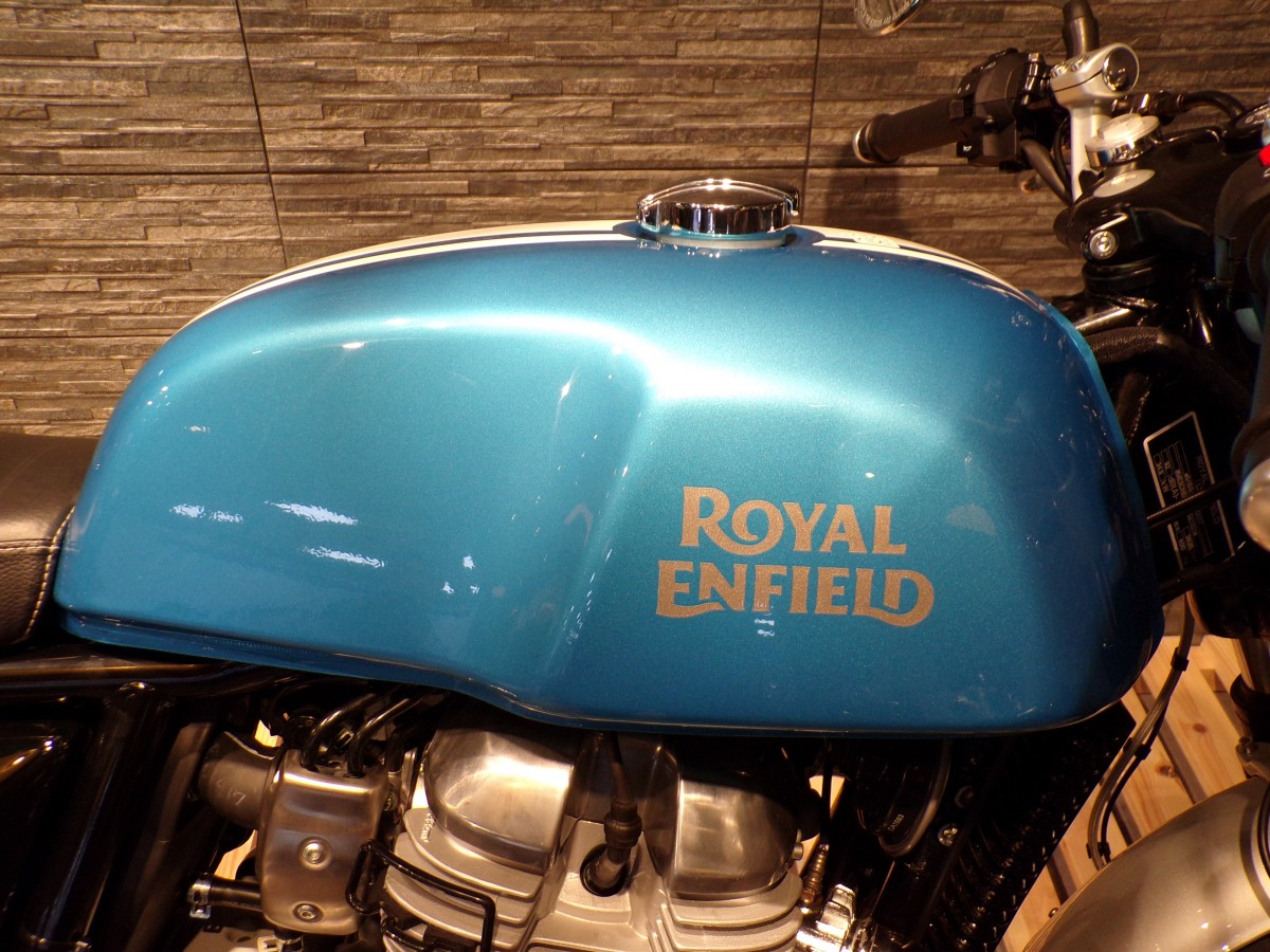 Royal Enfield Continental GT 650 Twin 2020
