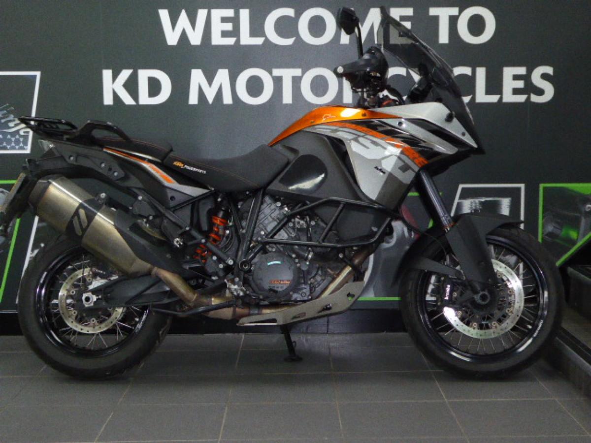 Buy Online KTM 1190 ADVENTURE 13