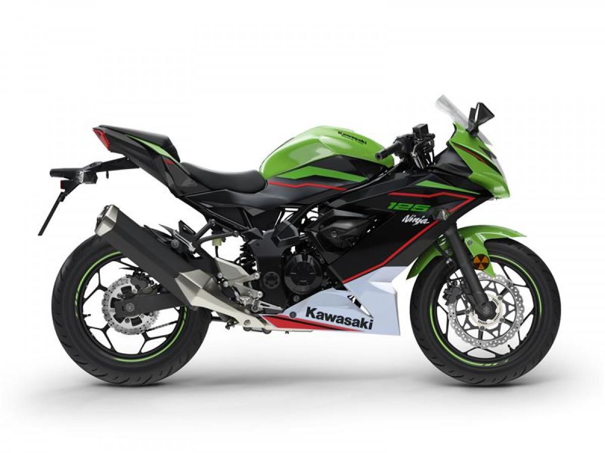 Kawasaki Ninja 125 KRT  BX125 2021