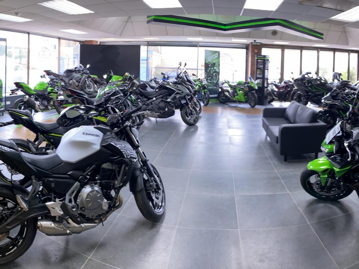 Kawasaki ZX1002CJF 2018