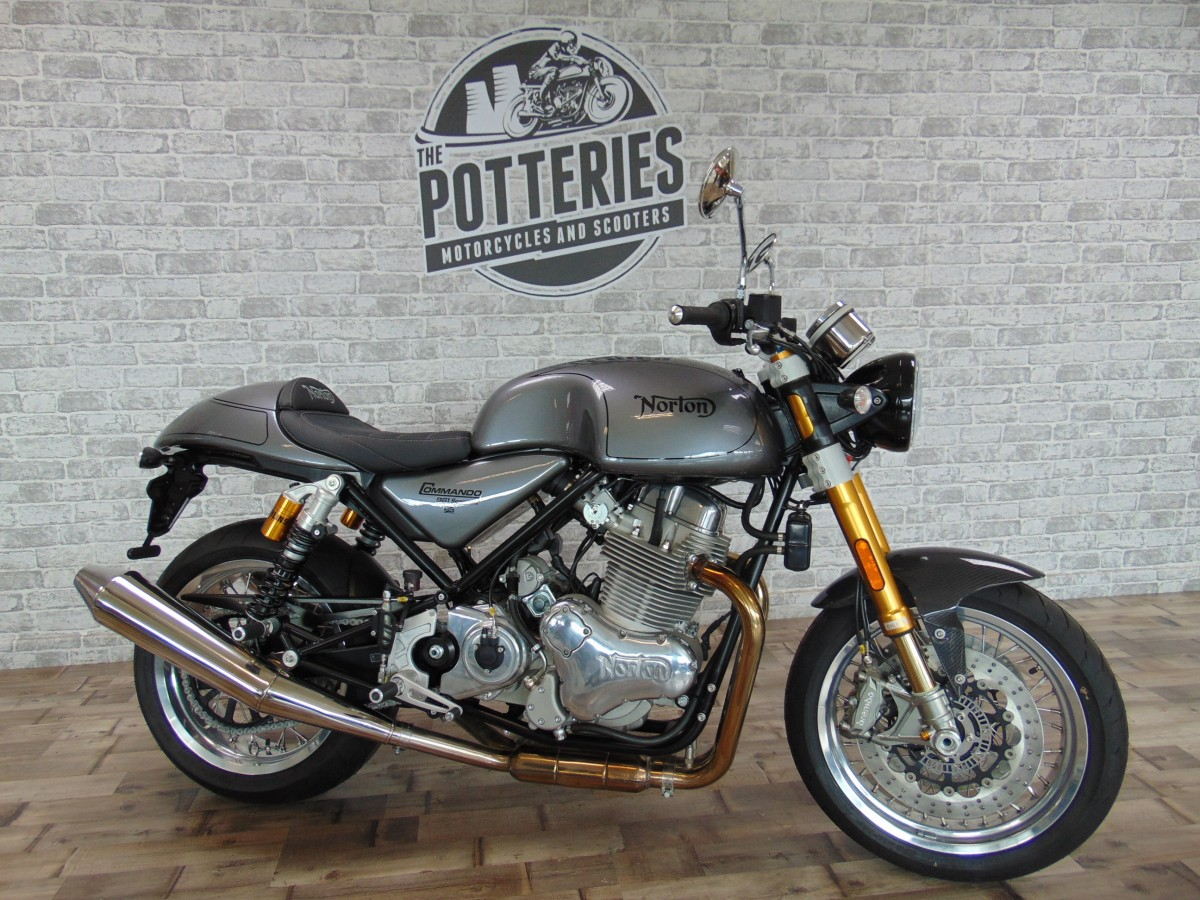 For Sale Norton Commando 961 Sport 13995 00 The Potteries Motorcycles And Scooters
