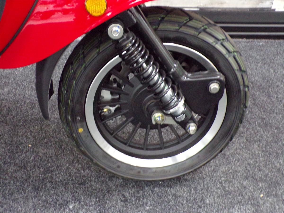 2021 Royal Alloy GT 125cc AC