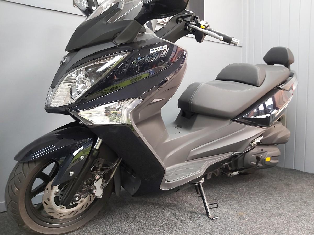 SYM JOYMAX GTS300i 2016