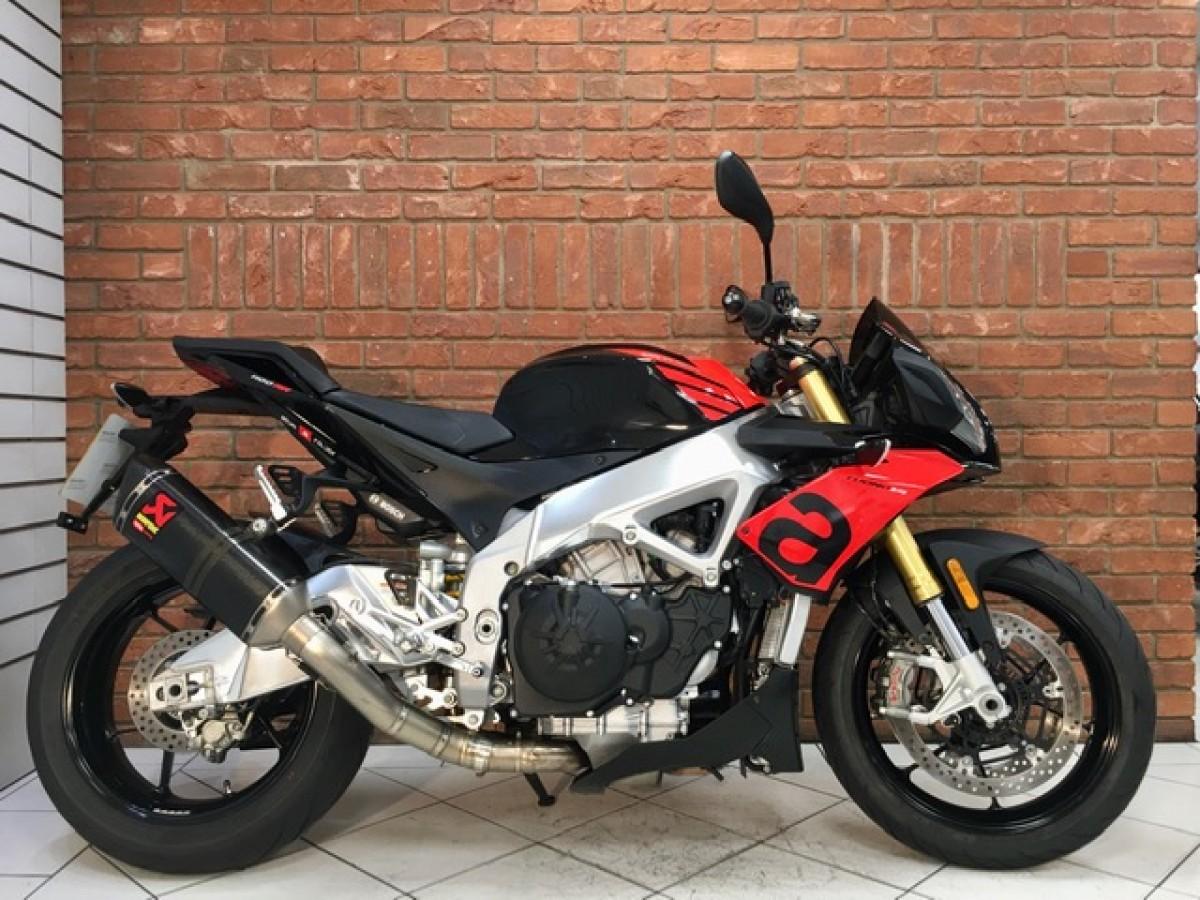 2019 Aprilia Tuono V4 1100 Rr For Sale Motorcyclefinder