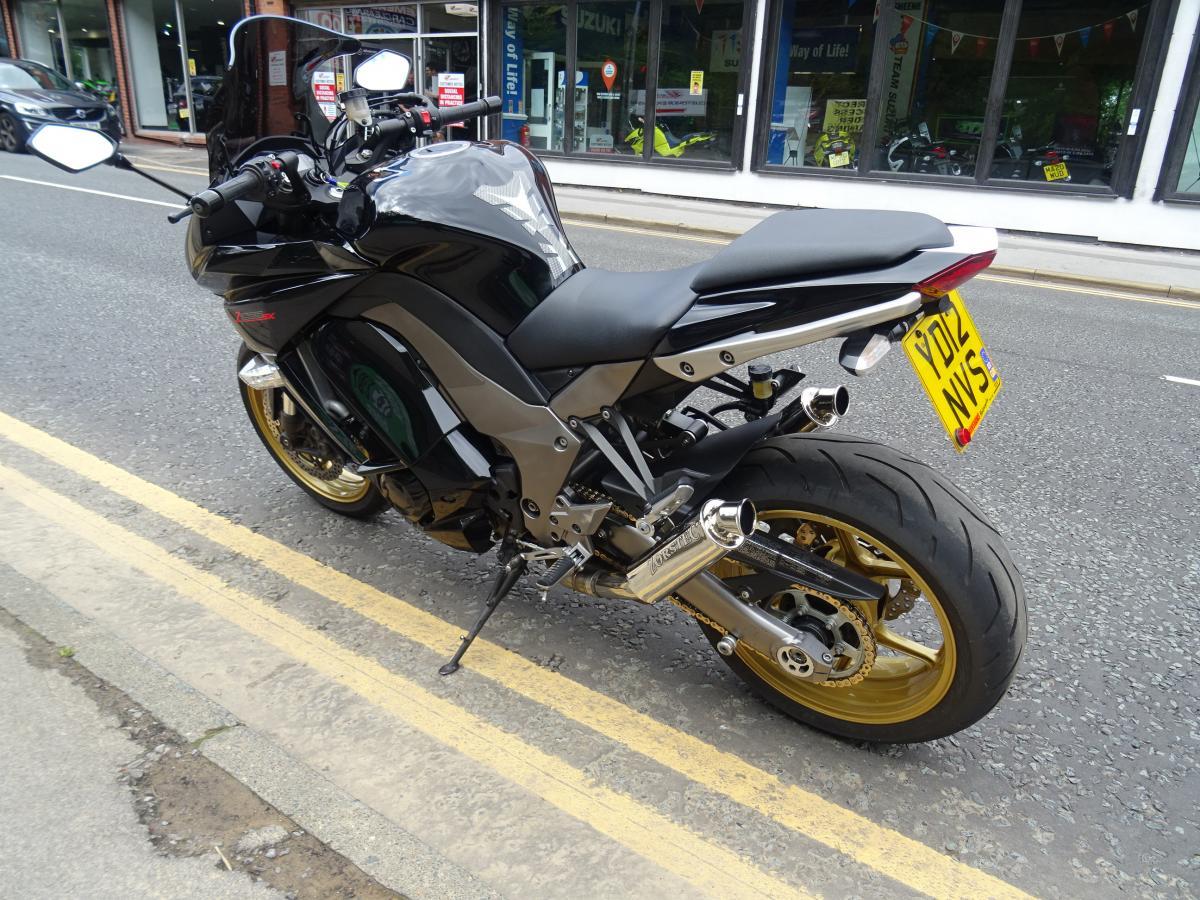 Kawasaki Z1000SX GBF 2012