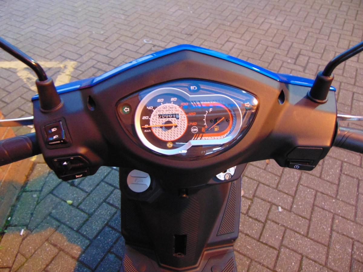 Sym Mask 125cc 2021