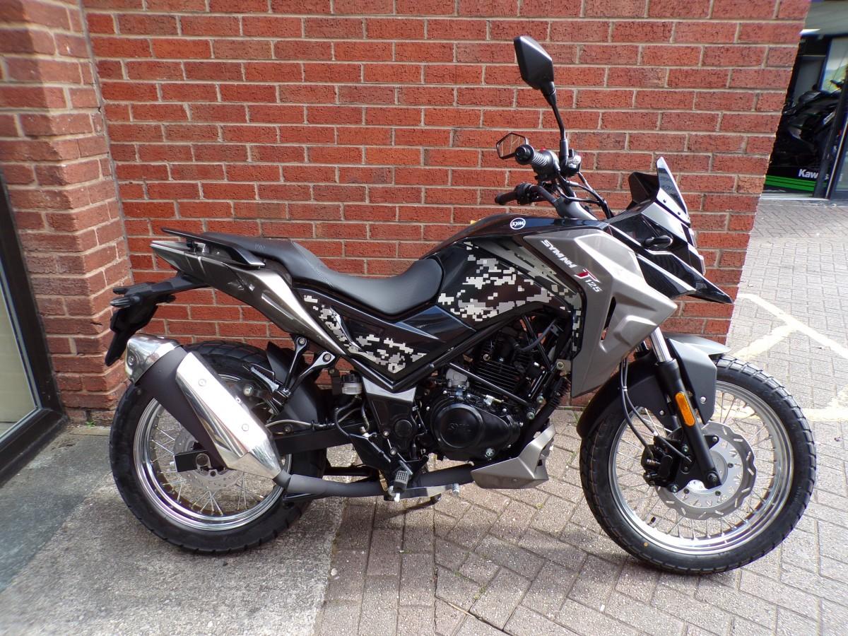 Sym NHT 125cc 2021