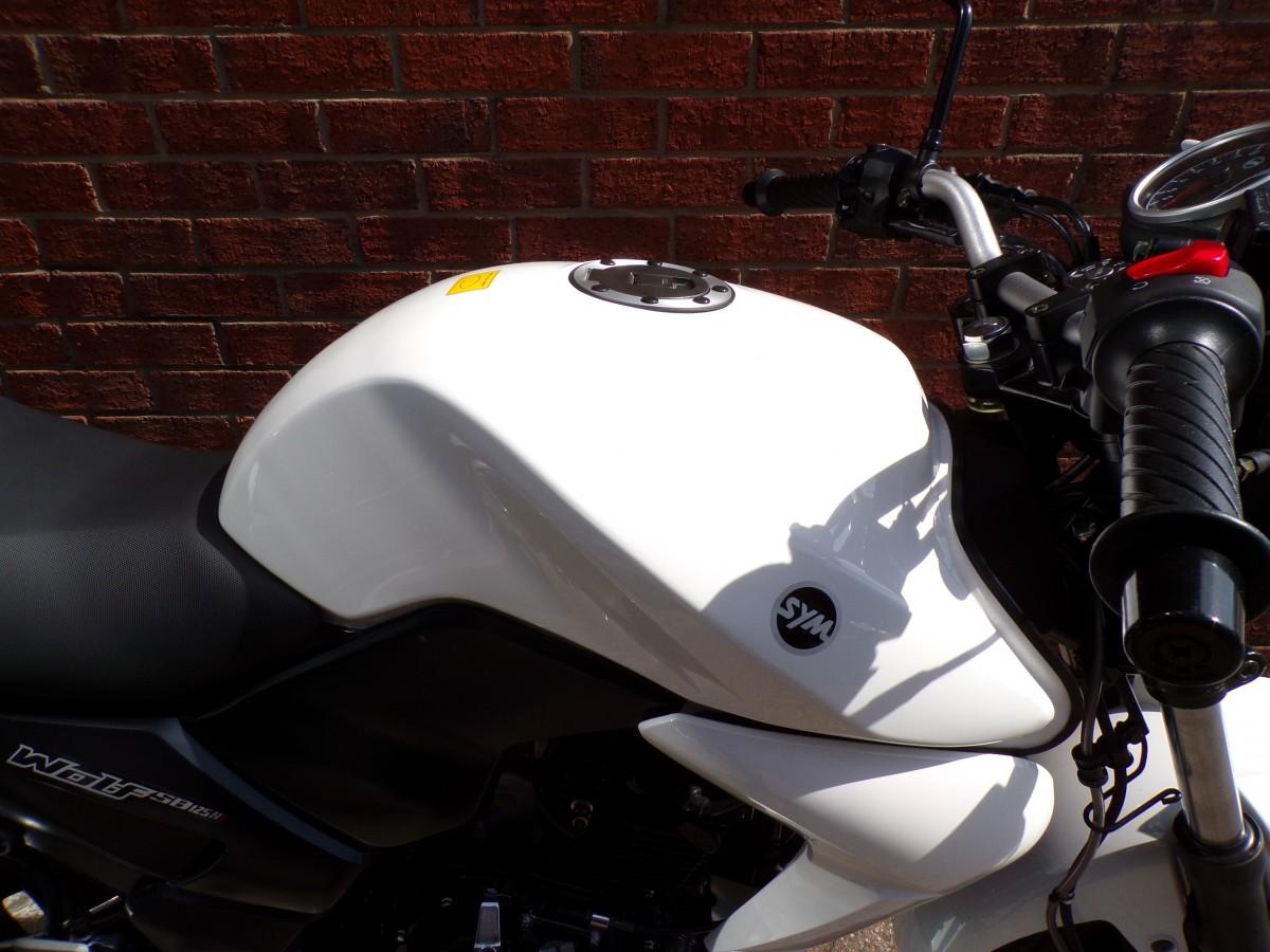 Sym Wolf SB 125cc 2021