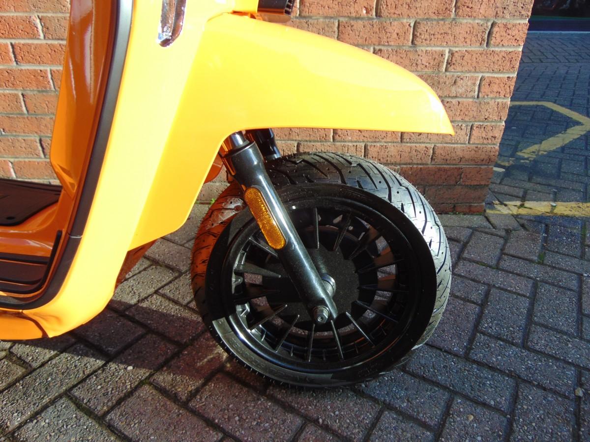 Lambretta V 125cc Special 2021