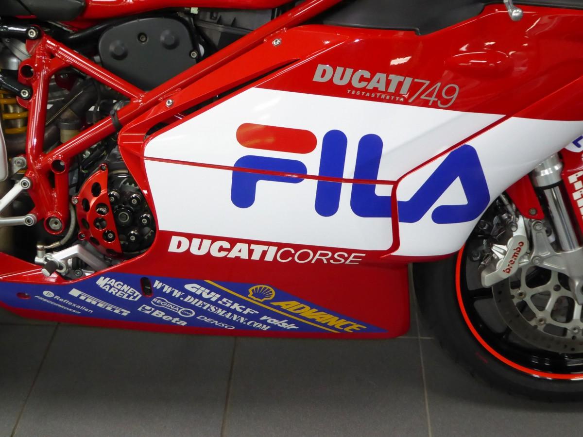 DUCATI 749S 2007