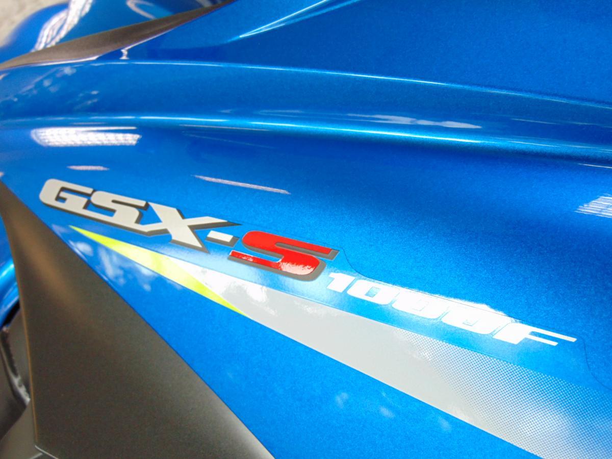 SUZUKI GSX S 1000 FAL6 2015