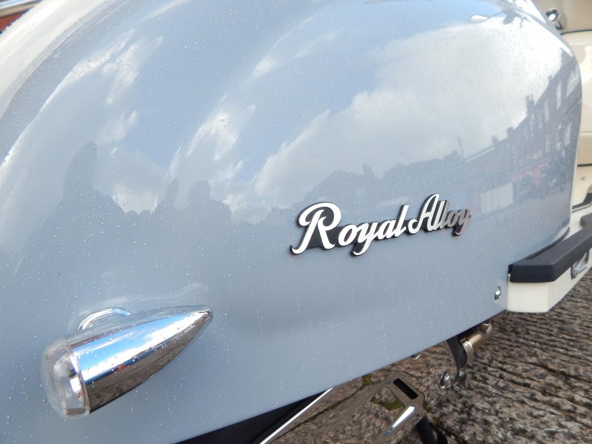 Royal Alloy TG 300cc S LC ABS 202