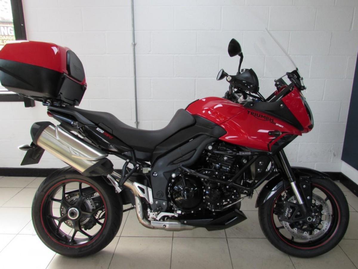 Buy Online TRIUMPH Tiger Sport 1050